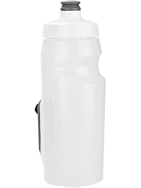 Birzman Cleat - Bidon - 650ml transparent